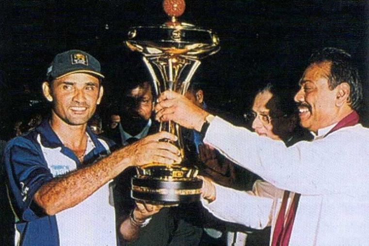 Asia Cup 2004 Final: Sri Lanka v India in Colombo Sri Lanka won by 25 runs (Image Credit: Asian Cricket Council)