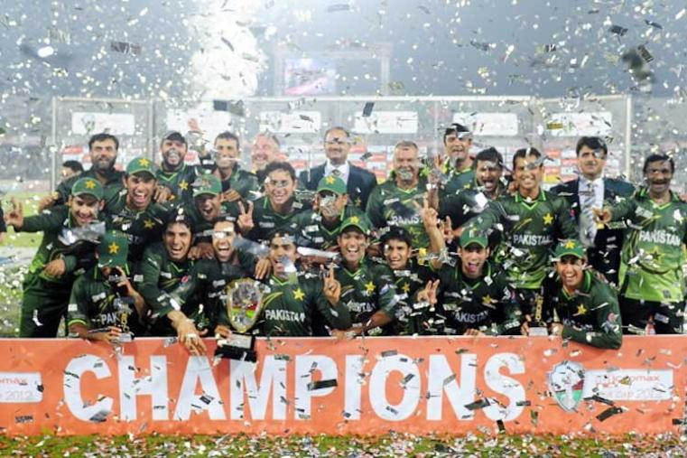 Asia Cup 2012 Final: Bangladesh v Pakistan in Dhaka Pakistan won by 2 runs (Image Credit: Asian Cricket Council)