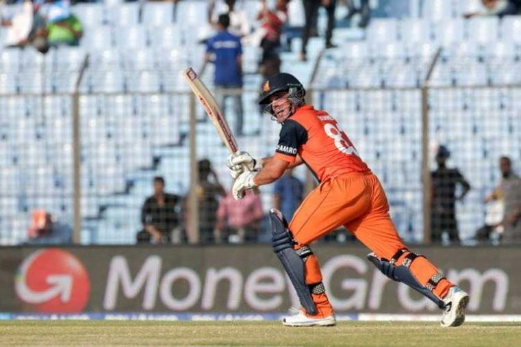 Led by Peter Borren, Netherlands would look to upset the bigwigs of world cricket. (Photo Credit: Getty Images)