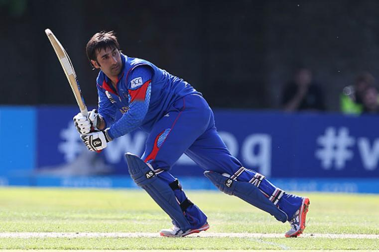 <strong>Will the minnows make a splash!</strong> Asghar Stanikzai, who was also part of the 2010 ICC World Twenty20, will have the honour of leading Afghanistan in 2016. (Photo Credit: Getty Images)