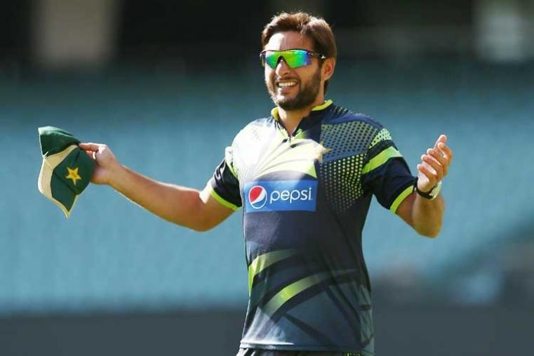 Shahid Afridi [Pakistan]: Pakistan's Afridi quit Test cricket in 2010 and ODIs after last year's World Cup, and the destructive batsman that fans call