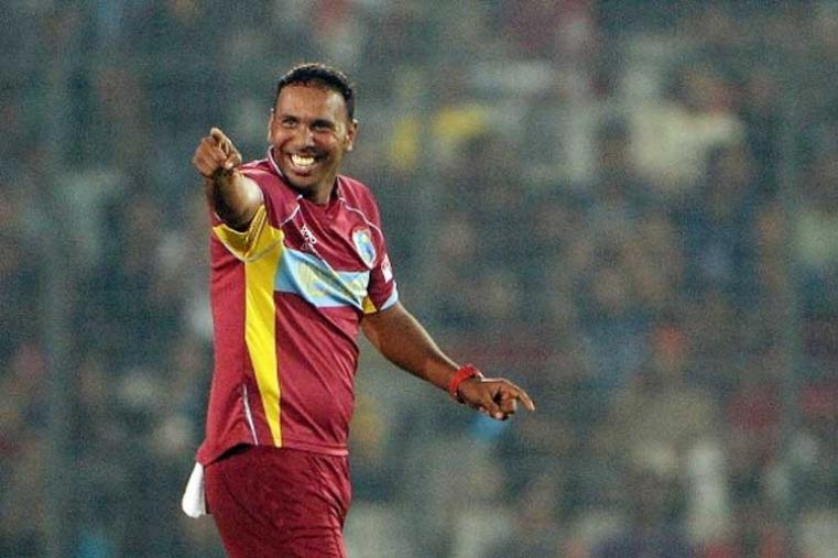 Samuel Badree (West Indies): Samuel Badree replaced teammate Sunil Narine to become the number-one ranked bowler in the ICC T20I bowlers rankings in 2014. He has an impressive strike-rate of above 16 and economy rate of 5.39. He has taken 31 wickets in the 22 matches. In Narine's absence Badree has a responsibility and can turn out to be a match-winner for the former champions. (Getty Images)