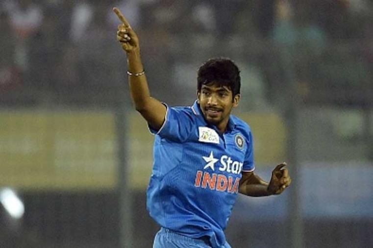 Jasprit Bumrah [India]: The emergence of young Jasprit Bumrah as a potent death-overs bowler has come as a huge relief for Indian captain Dhoni. Bumrah is equally effective with the new ball. Also, he has provided good support to Ashish Nehra and has proved his worth in Australia and Asia Cup. With his unconventional action, Bumrah is sometimes tricky to read for batsmen which makes him a bit special. (Getty Images)