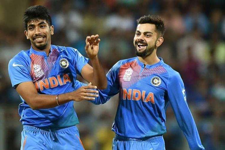 Jasprit Bumrah claimed two wickets four-over spell giving away 51 runs. (Getty Images)