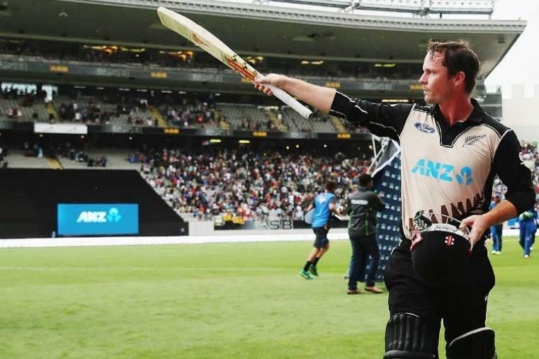 Colin Munroe (New Zealand): The Kiwi allrounder recently smashed a half century off just 14 balls against Sri Lanka in an innings that included seven sixes and a four. After making his T20I debut in 2012 he has been in and out from the team but has been consistently performing in the shortest format of the game. In 20 innings, he has three fifties to his name with an impressive strike rate of 159.16. (Getty Images)