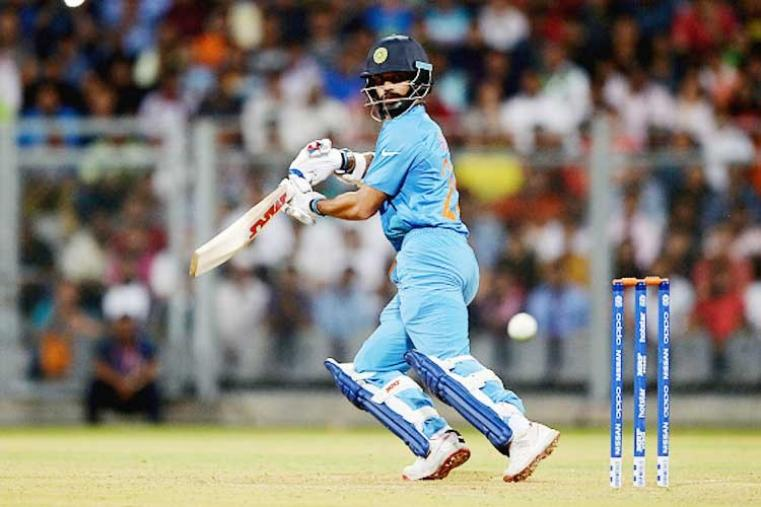 Chasing the 197-run target set by the Proteas, India recovered from a poor start through a partnership of 94 runs between left-handers Shikhar Dhawan (73) and Suresh Raina (41). (Getty Images)