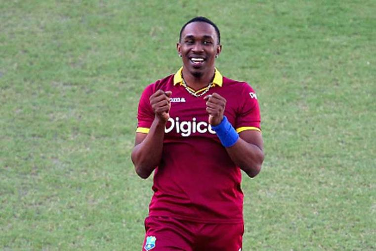 Dwayne Bravo, who made his T20I debut against New Zealand in 2006, was also part of the West Indies squad that won the 2012 ICC WT20 title. (Photo Credit: Getty Images)