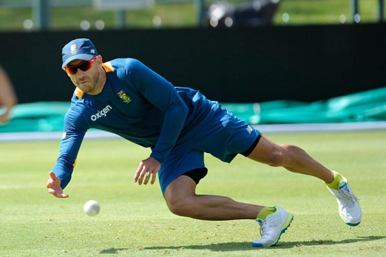 <strong>Desperate to end the wait of a world title! </strong>Will captain Faf Du Plessis be South Africa's knight in the shining armour! (Photo Credit: Getty Images)