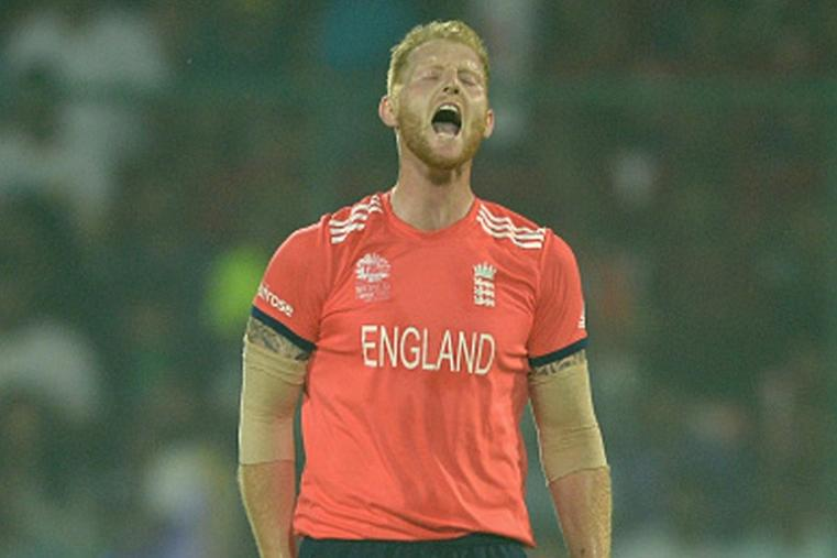 Ben Stokes had an outstanding day with the bowl and his four-wicket haul helped England make a comeback and restrict NZ to 153/8 in 20 overs. (Getty Images)