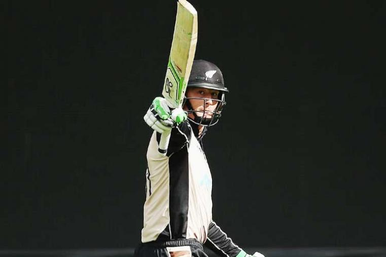 Martin Guptill [New Zealand]: In the absence of Brendon McCullum, who most recently retired from international cricket, New Zealand will trust their opener Martin Guptill to do the job. Guptill has been in form and can play a formidable role in the New Zealand's campaign. (Getty Images)