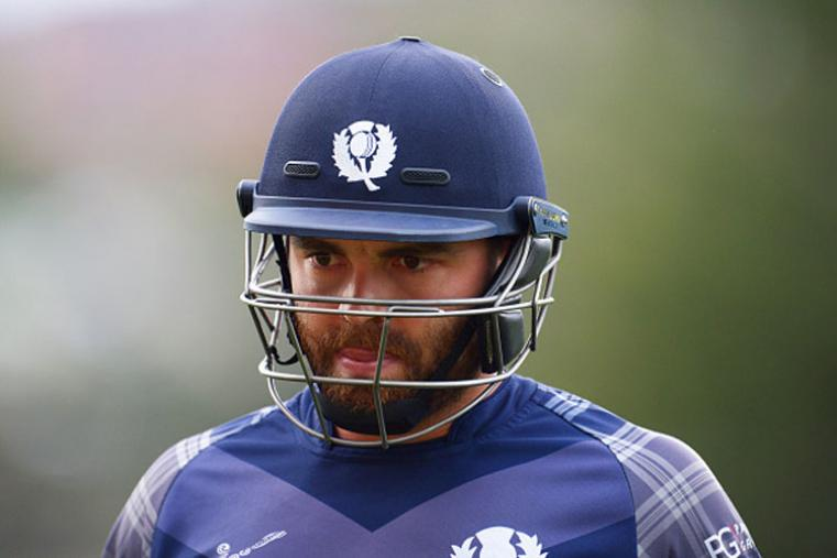 Scotland captain Preston Mommsen is playing in his first ICC WT20. (Photo Credit: Getty Images)