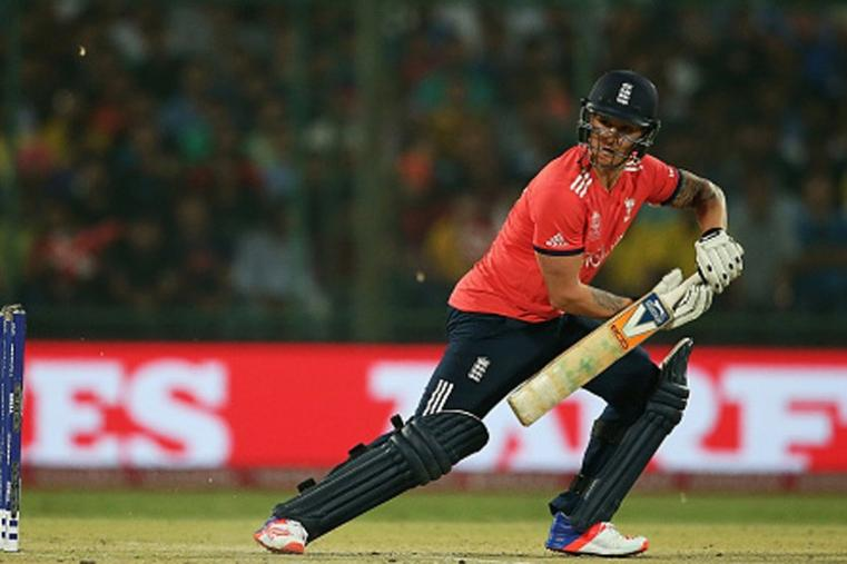 Jason Roy scored a brilliant 78 off just 44 balls to put England in command against the Kiwis. (Getty Images)