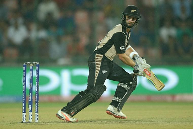 New Zealand skipper Kane Williamson scored a crucial 32 before getting dismissed by Moeen Ali. (Getty Images)