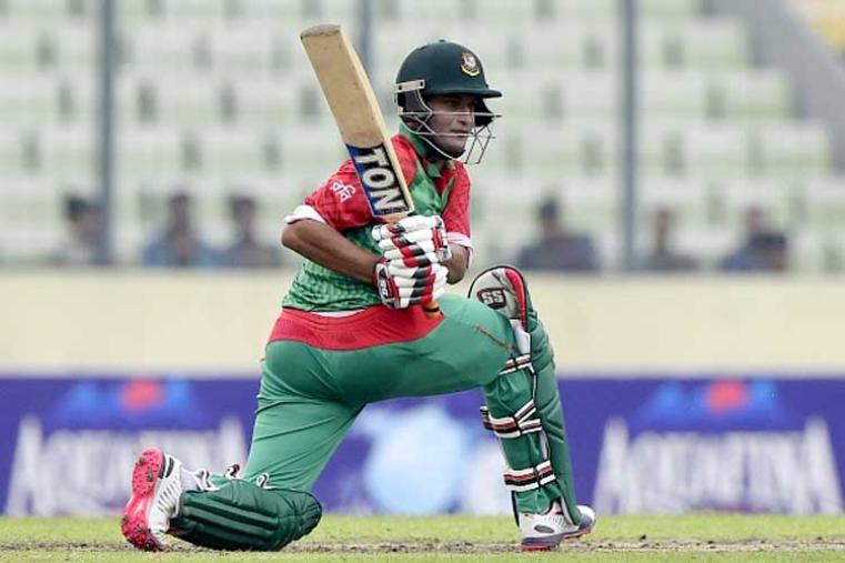 Shakib Al Hasan, who is currently No. 2 in ICC Rankings for T20 allrounders, made his T20I debut along with Mortaza in 2006. Shakib has played all 18 of Bangladesh's matches in the ICC WT20 competitions. (Photo Credit: Getty Images)