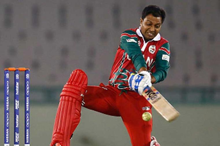 David among the Goliaths! Led by Sultan Ahmed, Oman would be playing their first world Cup. (Photo Credit: Getty Images)