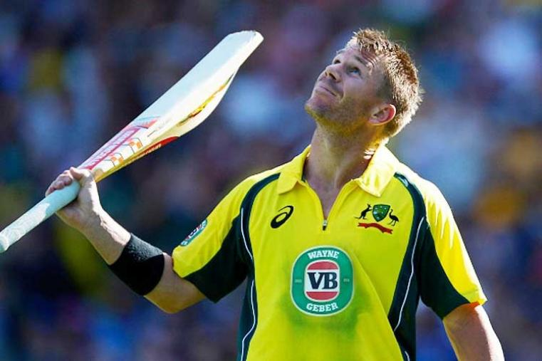 David Warner [Australia]: Power hitting is a synonyms of Australian opener David Warner. His natural composure and attacking style makes him the most dangerous batsman in Australian lineup. Warner's 2,525 runs in the IPL also speaks volumes on how much of a threat he could be in Indian conditions. Australia will sought to use his IPL experience extensively. (Getty Images)