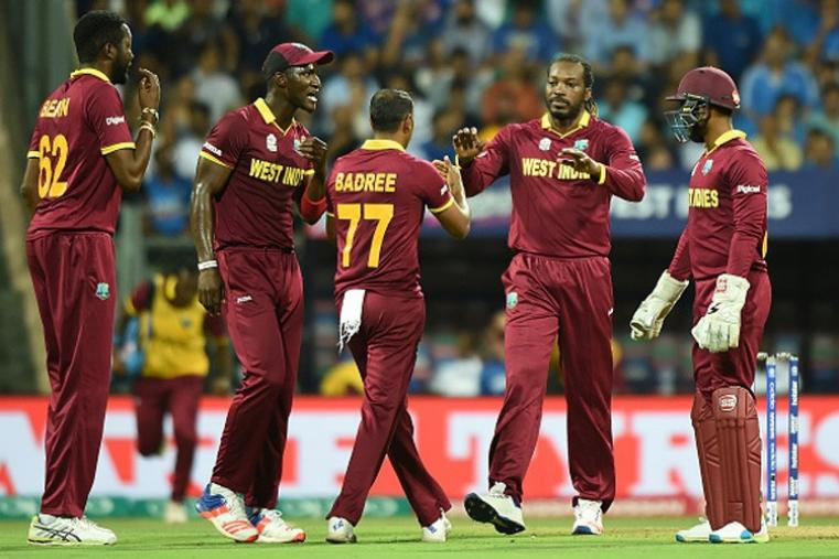 West Indies fought back with tow quick wickets but after that they failed to stop Kohli. (Getty Images)