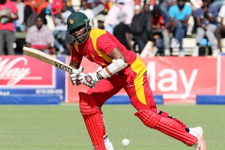 Zimbabwe skipper Hamilton Masakadza is the only Zimbabwean with more than 1,000 runs in T20Is. It will be his fifth appearance at ICC World T20. (Photo Credit: Getty Images)