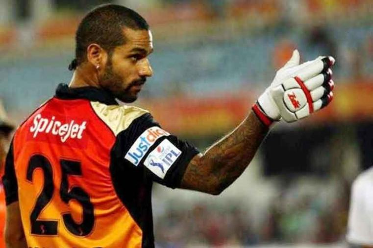Shikhar Dhawan (Sunrisers Hyderabad): Shikhar Dhawan played for the Delhi Daredevils in IPL 2008 and then turned out for the Mumbai Indians for two seasons before moving to the Deccan Chargers. Dhawan had a great 2012 season, tallying 569 runs from 15 matches. Dhawan, who was selected captain of the Sunrisers Hyderabad prior to the start of the 2013 Champions League Twenty20 tournament, will once again take the charge of Hyderabad outfit. (Image: BCCI)