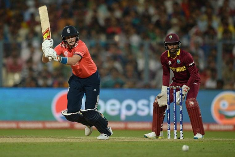 Joe Root scored a brilliant 54 off 36 balls to steady the England innings after the early blows. (Getty Images)