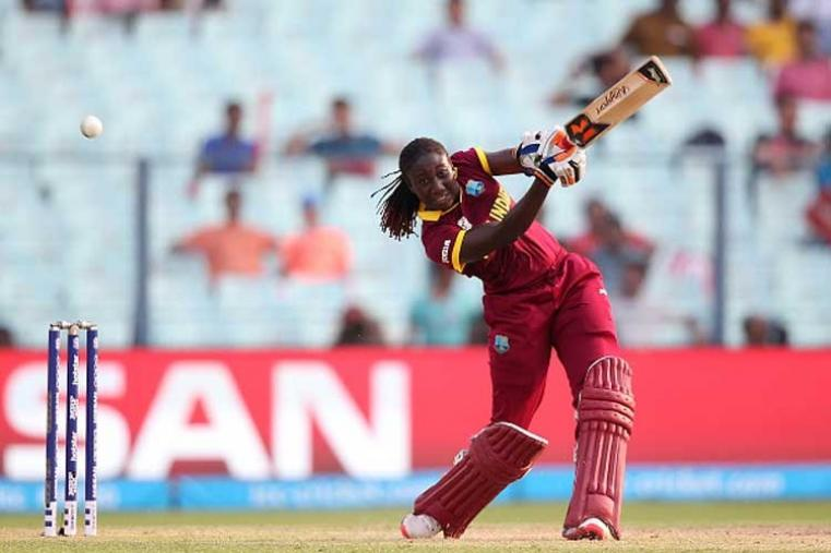 Chasing a competitive 149 for a win against the three-time champions, West Indies rode a blistering 120-run opening stand between Matthews (66) and Taylor (59) to triumph with three balls to spare. (Getty Images)