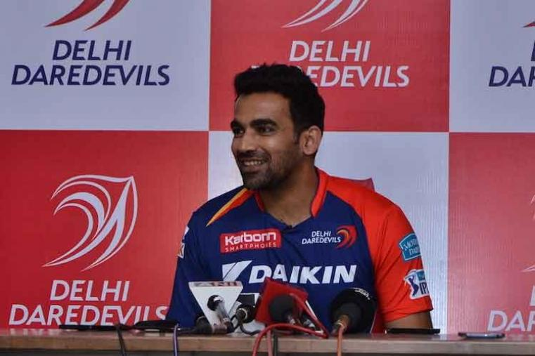 Zaheer Khan (Delhi Daredevils): Former India pace spearhead Zaheer Khan will lead Delhi Daredevils in the ninth edition of IPL. India's best left-arm pace bowler ever, Zaheer, will be playing for Delhi Daredevils for the second successive season this year. (Image: Delhi Daredevils)