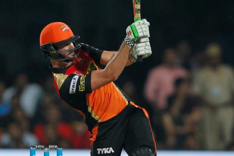 Ben Cutting scored a 15-ball 39 to power his team to a massive total of 208/7. (BCCI)