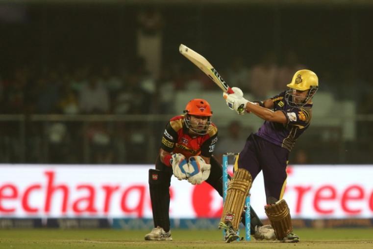 KKR skipper Gautam Gambhir made 28-ball 28 before falling to Ben Cutting (BCCI)