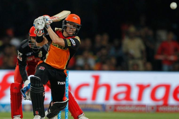 Hyderabad skipper David Warner scored a blistering 38-ball 69 to give his team a flying start. (BCCI)
