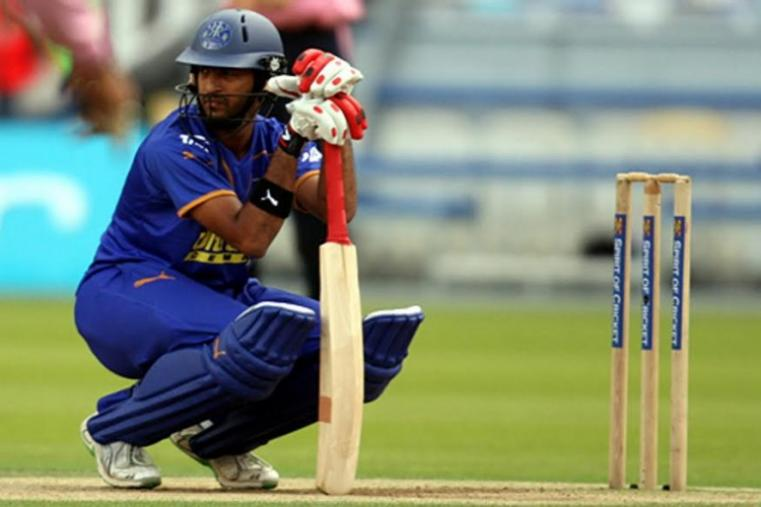 Faiz Fazal plays for Vidarbha in domestic cricket and has scored over 5000 first-class runs. He has played for the Rajasthan Royals in four editions of the IPL (2008 to 2011) but his India call-up was a surprise. (AP)