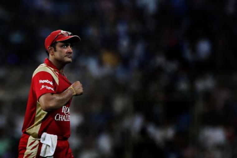 After retirement, Kumble was signed by Royal Challengers Bangalore in the 2009 edition. In the opening match of RCB, Kumble took 5 wickets conceding just 5 runs. He retired from IPL in 2012. (Getty Images)