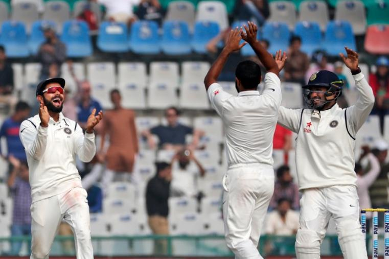 Mohammed Shami took two wickets. (AP Photo)