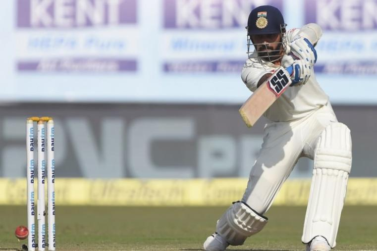 India openers Gautam Gambhir and Murali Vijay safely negotiated the 23 overs they faced to take their side to 63 without loss at stumps, trailing England by 474 runs. (AFP Photo)