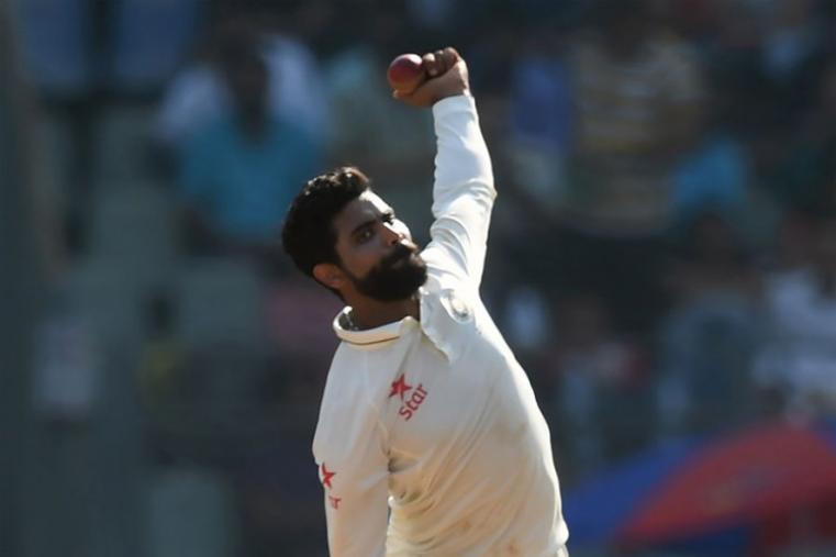 Ravindra Jadeja claimed 2 wickets giving away 62 runs. (AFP Photo)