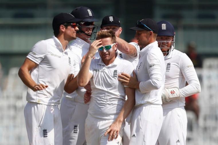 Liam Dawson claimed 2 wickets. (AFP Photo)