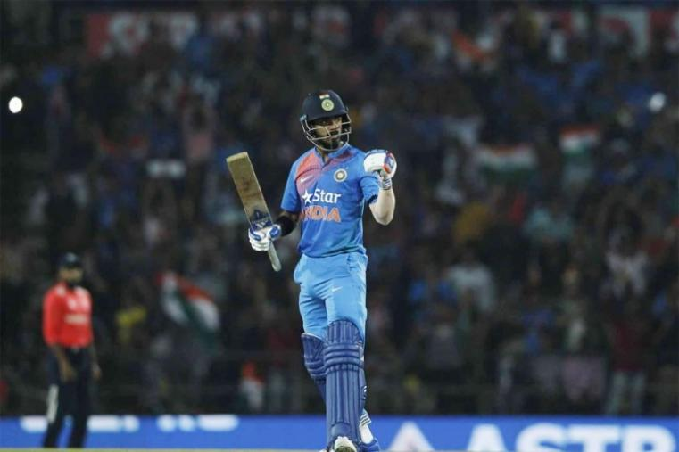 Opener KL Rahul (71) was the top scorer for the hosts while Manish Pandey contributed with a crucial 30 runs. (BCCI Photo)