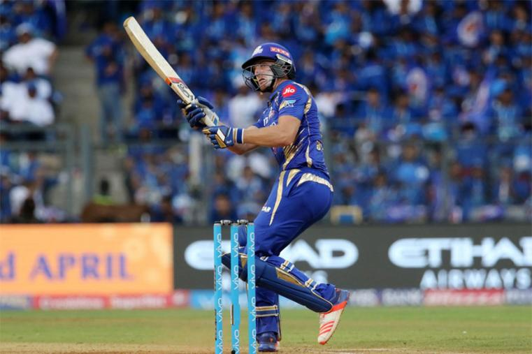 Opener Jos Buttler (26) and Nitish Rana (53) played sensible innings as both batsmen forged an 85-run partnership for the second wicket. (BCCI Photo)