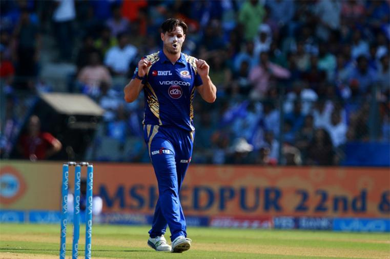 For Mumbai, Mitchell McClenaghan scalped two wickets while Lasith Malinga and Harbhajan Singh chipped in with a wicket apiece. (BCCI Photo)