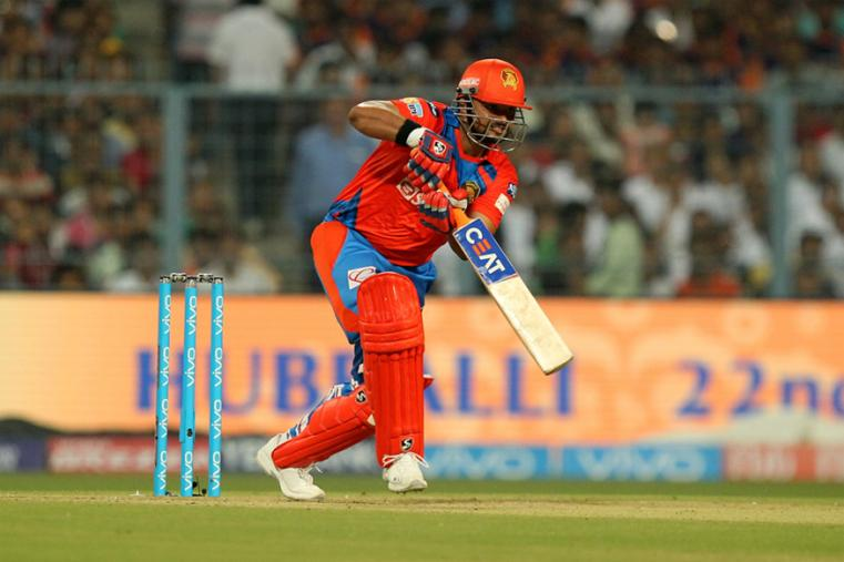 Suresh Raina led from the front with a sublime half-century as laggards Gujarat Lions returned to winning ways with a comprehensive four-wicket away win over leaders Kolkata Knight Riders. (BCCI Photo)