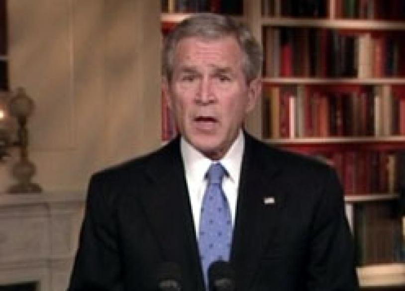 Iraq bungled Saddam hanging: Bush