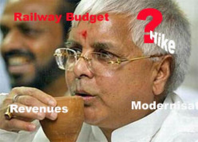 Lalu hints at popular Rail Budget