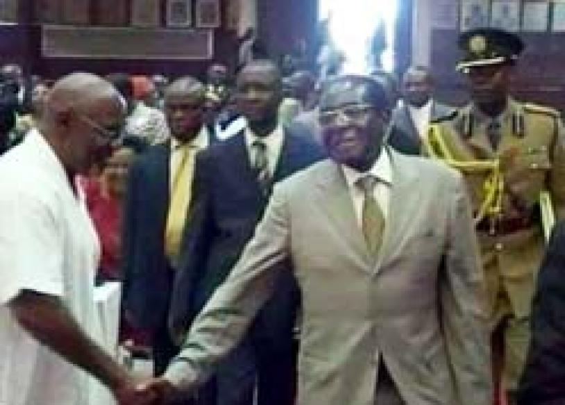 Zimbabwe Prez calls for unity in party