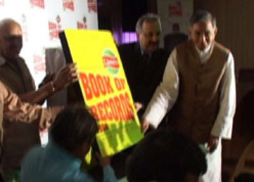 Limca Book of Records adds more records
