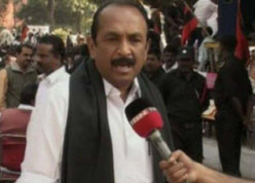 MDMK withdraws support from UPA