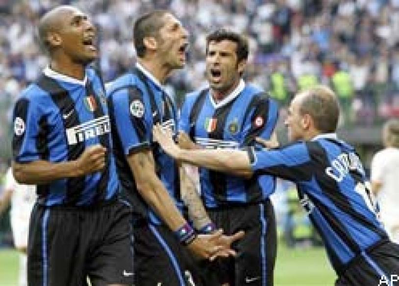 Inter beat Siena, win Serie A