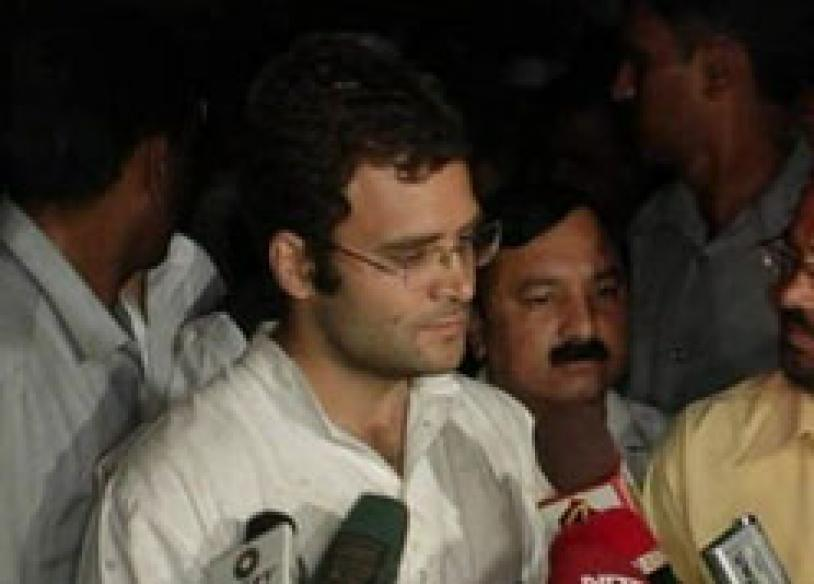 I'll work for the future of UP: Rahul