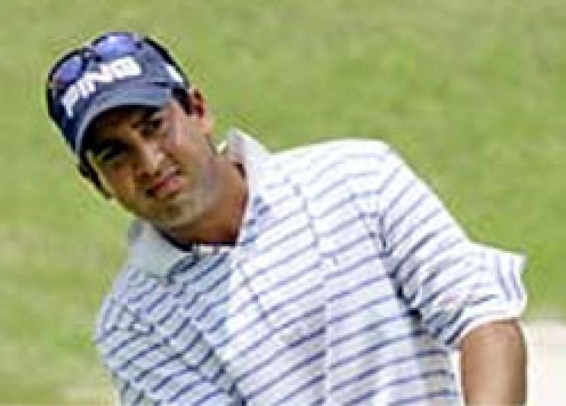 Kapur bounces back in Volvo China Open