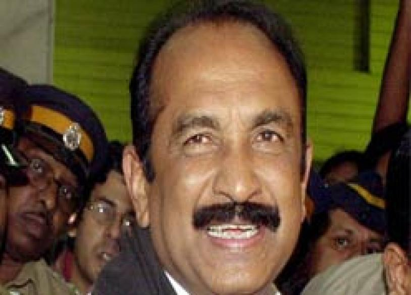 TN to seek Centre's view on Vaiko issue