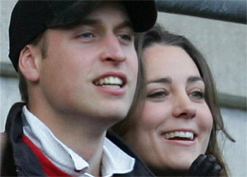 Prince William splits with girlfriend Kate