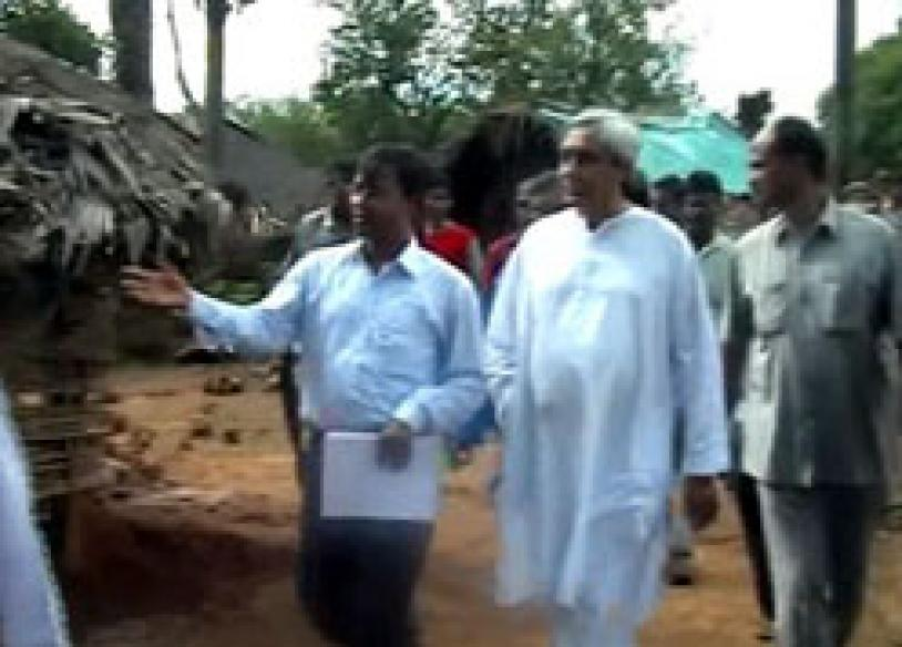 Naveen slams Centre for ignoring Orissa